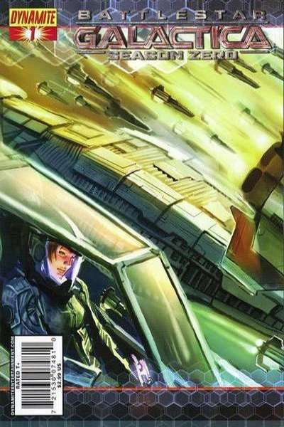 Battlestar Galactica: Season Zero Comic Books. Battlestar Galactica: Season Zero Comics.