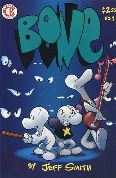Bone Comic Books. Bone Comics.