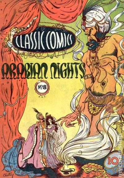 Classics Illustrated #8 comic books for sale