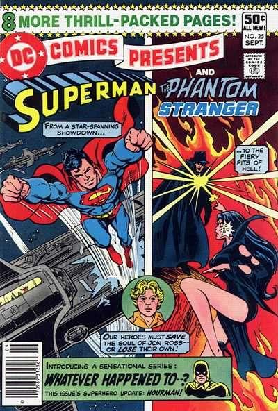 DC Comics Presents #25 comic books for sale