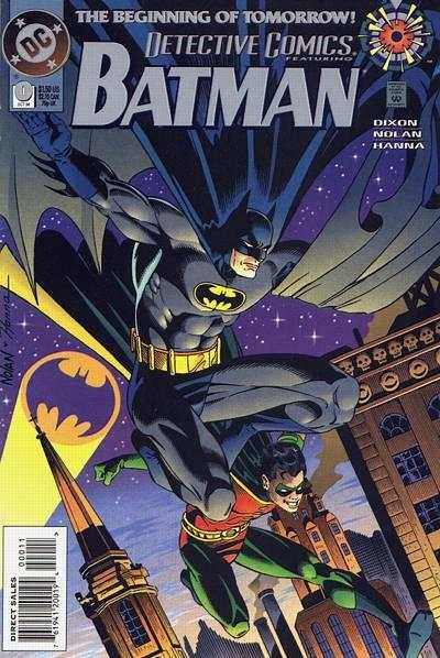 Detective Comics comic books
