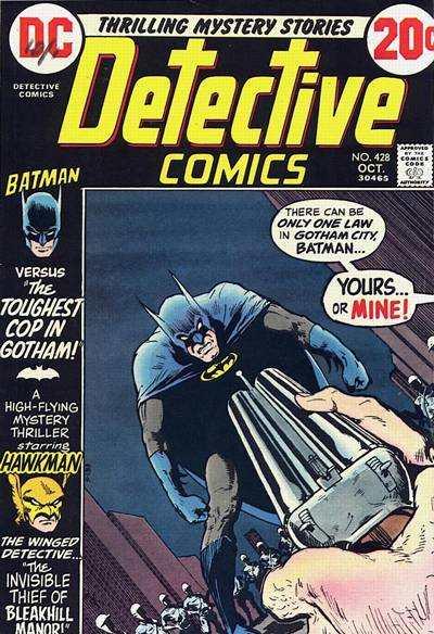 Detective Comics #428 comic books for sale