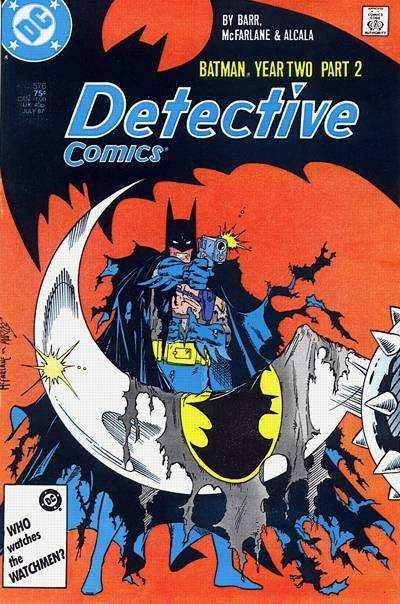 Detective Comics #576 comic books for sale