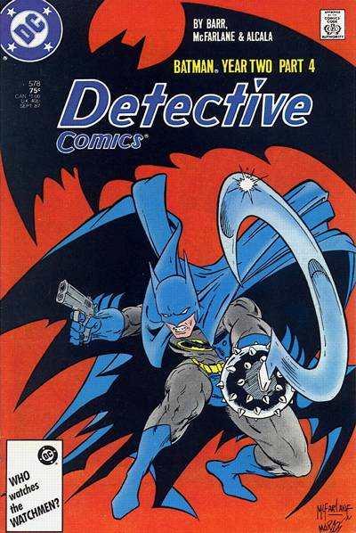 Detective Comics #578 comic books for sale