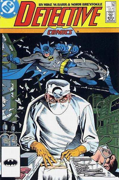 Detective Comics #579 comic books for sale