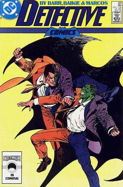 Detective Comics #581 comic books for sale