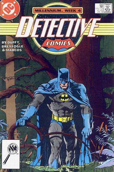 Detective Comics #582 comic books for sale