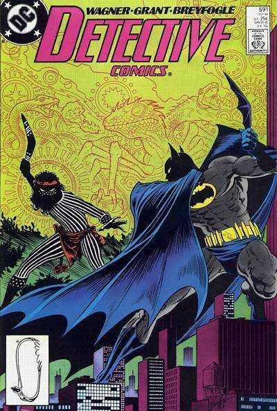 Detective Comics #591 comic books for sale