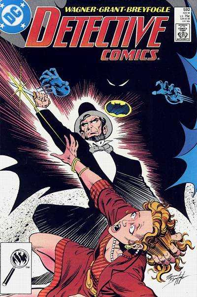 Detective Comics #592 comic books for sale