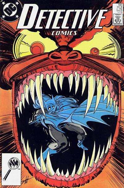 Detective Comics #593 comic books for sale