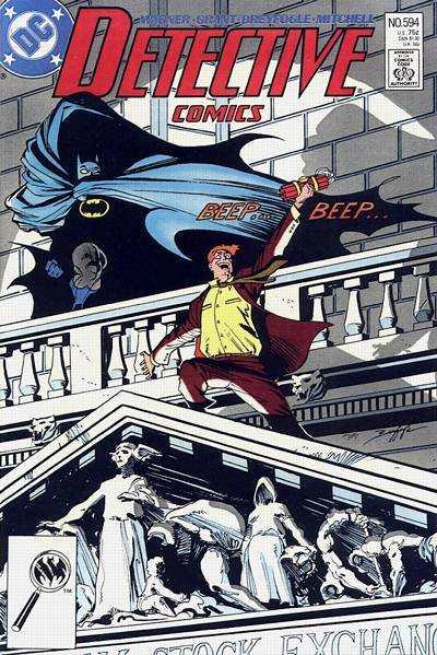 Detective Comics #594 comic books for sale