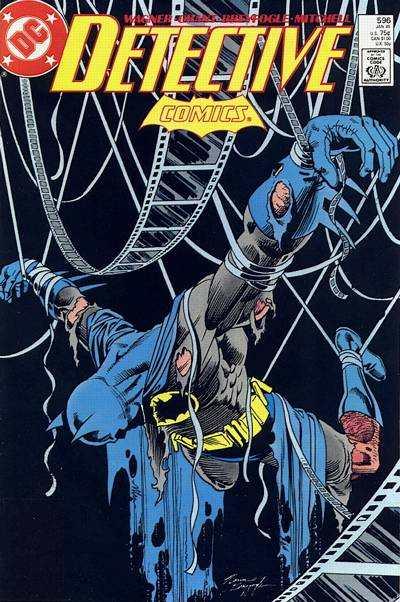 Detective Comics #596 comic books for sale