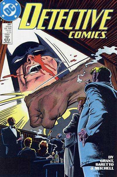 Detective Comics #597 comic books for sale