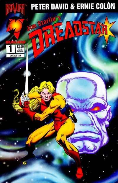 Dreadstar Comic Books. Dreadstar Comics.