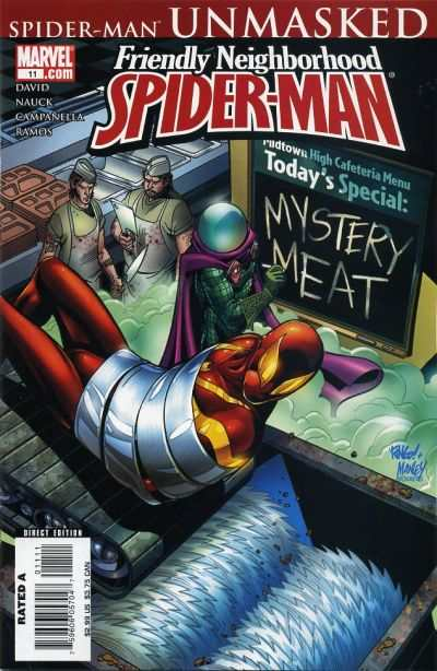 Friendly Neighborhood Spider-man 2005 series # 9 very fine comic book