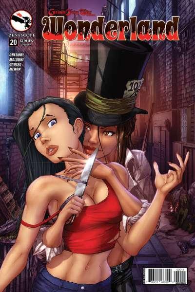 Grimm-Fry-Tales-presents-Wonderland-20-Cover-A-in-NM-Zenescope-comics-5k