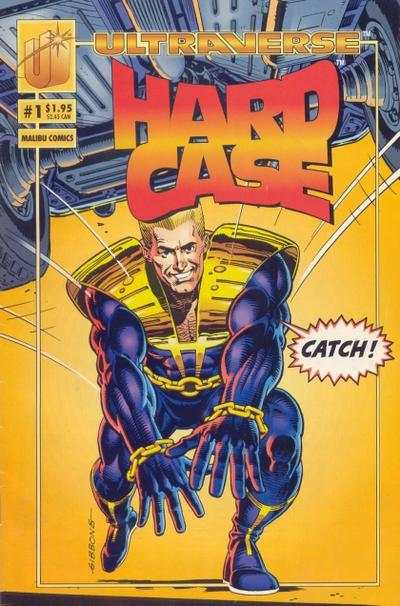 Hardcase Comic Books. Hardcase Comics.