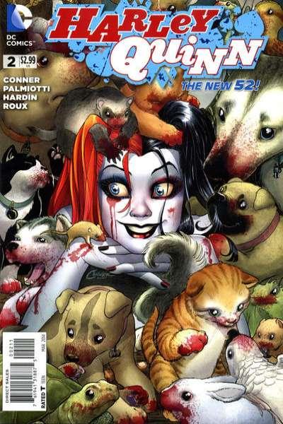 Harley Quinn #2 comic books for sale