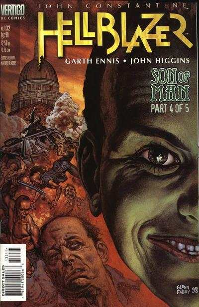 Hellblazer 1988 series # 3 near mint comic book