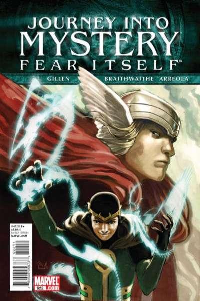 Journey into Mystery Comic Books. Journey into Mystery Comics.