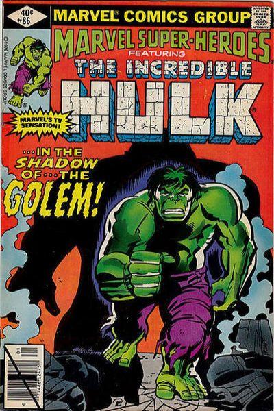 Marvel Super-Heroes #86 comic books for sale