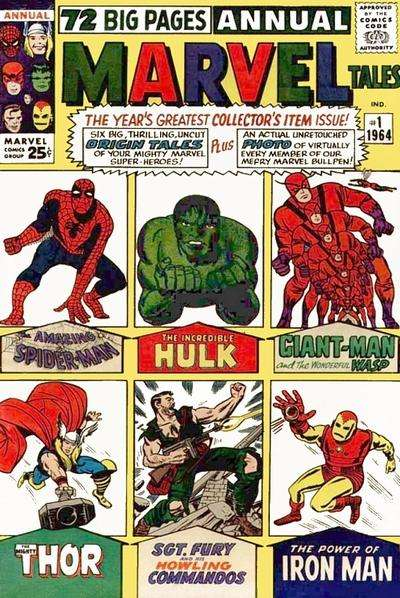 Marvel Tales Comic Books. Marvel Tales Comics.