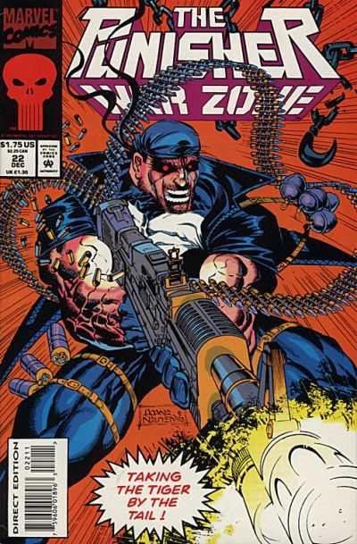 Punisher War Zone U-PICK ONE #10,12,13,14,15,16,17,18 or 19 PRICED PER COMIC