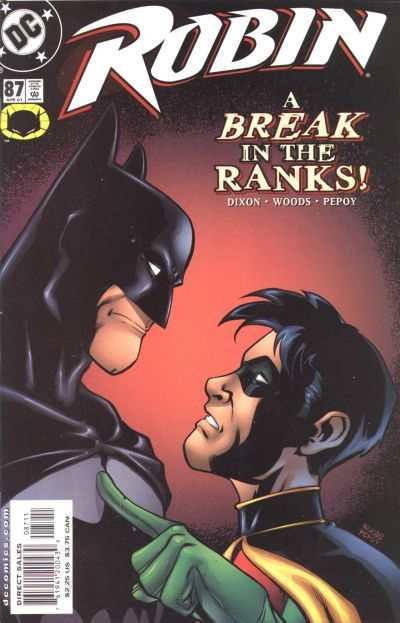 ROBIN #3 VERY FINE// NEAR MINT DC COMICS 1993 SERIES