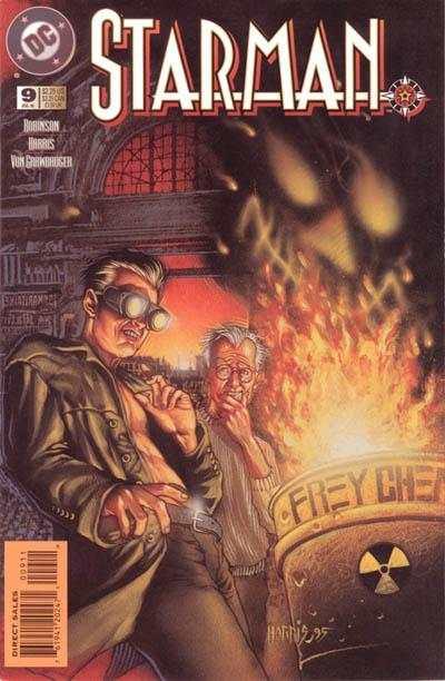 Starman 1994 series # 35 near mint comic book