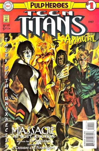 Teen-Titans-1996-series-Annual-1-in-NM-minus-condition-DC-comics-gg