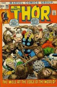 Thor #195 comic books for sale