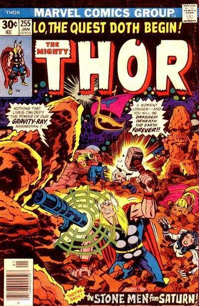 Thor #255 comic books for sale