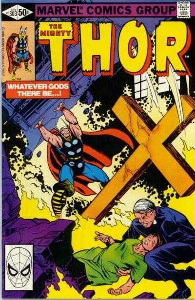 Thor #303 comic books for sale