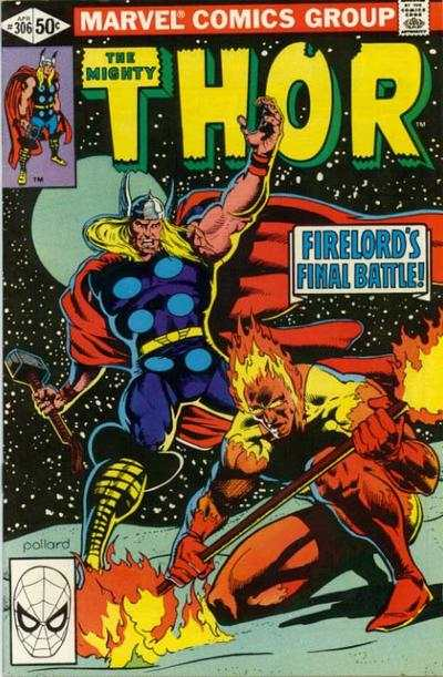 Thor #306 comic books for sale