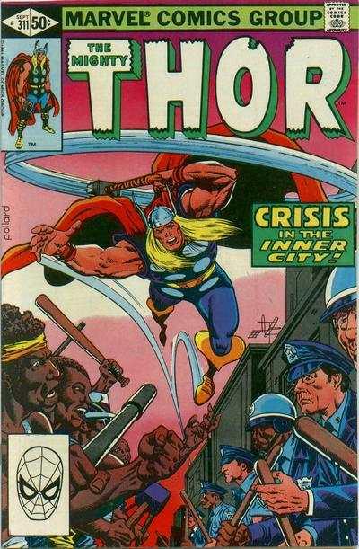 Thor #311 comic books for sale