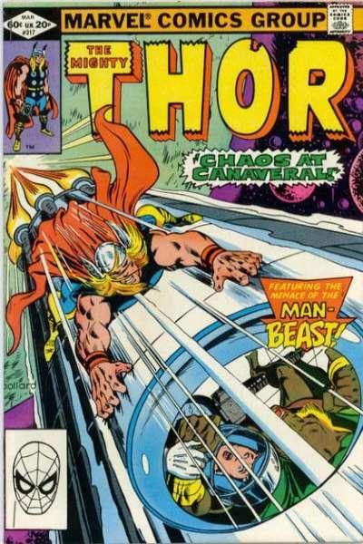 Thor #317 comic books for sale