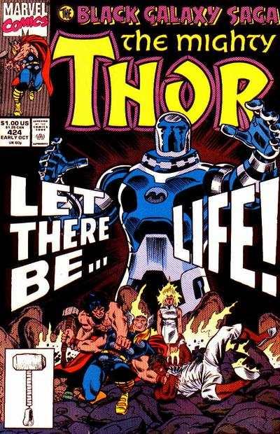 Thor #424 comic books for sale