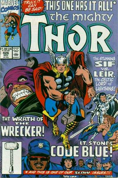 Thor #426 comic books for sale
