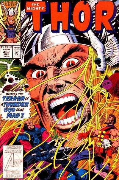 Thor #462 comic books for sale