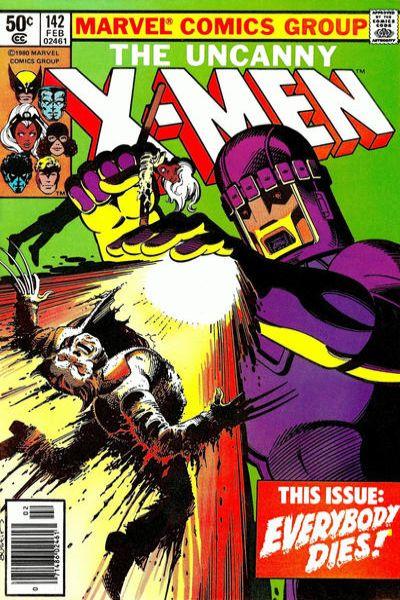 Uncanny X-Men #142 Comic Books - Covers, Scans, Photos  in Uncanny X-Men Comic Books - Covers, Scans, Gallery