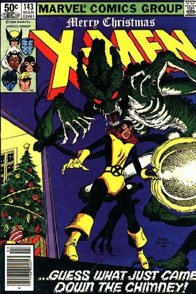 Uncanny X-Men #143 comic books for sale