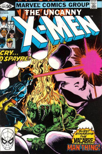 Uncanny X-Men #144 Comic Books - Covers, Scans, Photos  in Uncanny X-Men Comic Books - Covers, Scans, Gallery