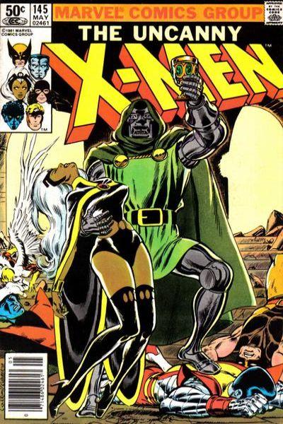 Uncanny X-Men #145 Comic Books - Covers, Scans, Photos  in Uncanny X-Men Comic Books - Covers, Scans, Gallery