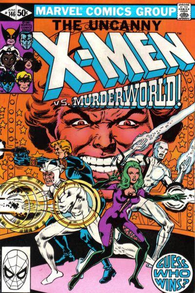 Uncanny X-Men #146 comic books for sale