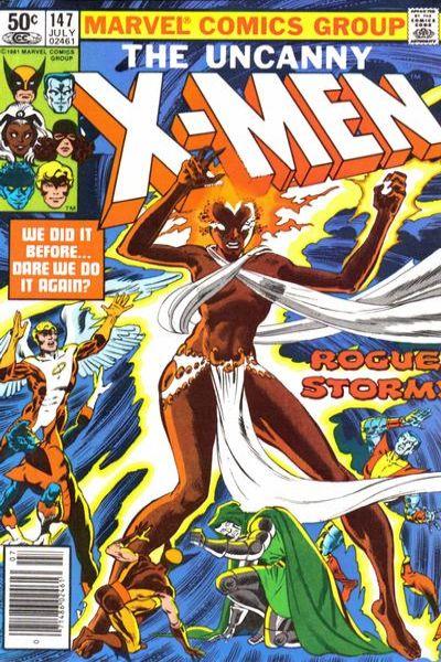 Uncanny X-Men #147 Comic Books - Covers, Scans, Photos  in Uncanny X-Men Comic Books - Covers, Scans, Gallery
