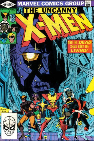 Uncanny X-Men #149 Comic Books - Covers, Scans, Photos  in Uncanny X-Men Comic Books - Covers, Scans, Gallery