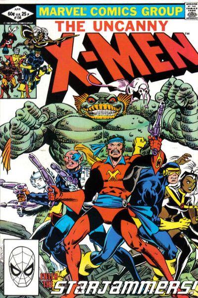 Uncanny X-Men #156 comic books for sale