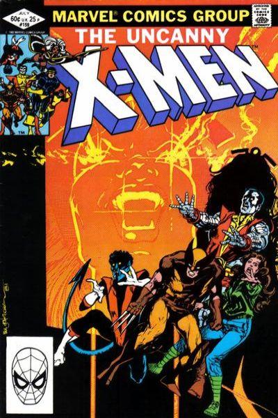 Uncanny X-Men #159 Comic Books - Covers, Scans, Photos  in Uncanny X-Men Comic Books - Covers, Scans, Gallery