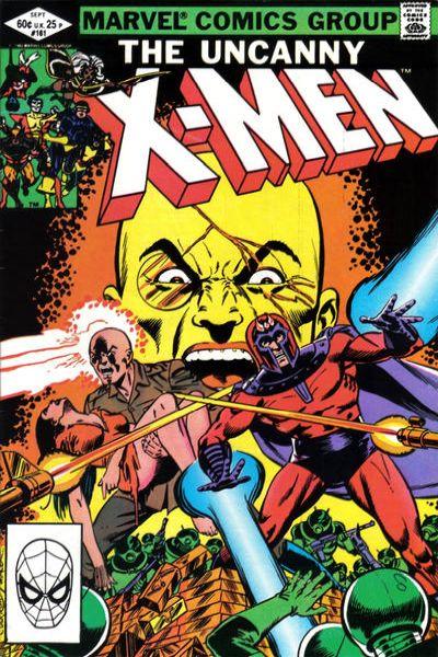 Uncanny X-Men #161 Comic Books - Covers, Scans, Photos  in Uncanny X-Men Comic Books - Covers, Scans, Gallery