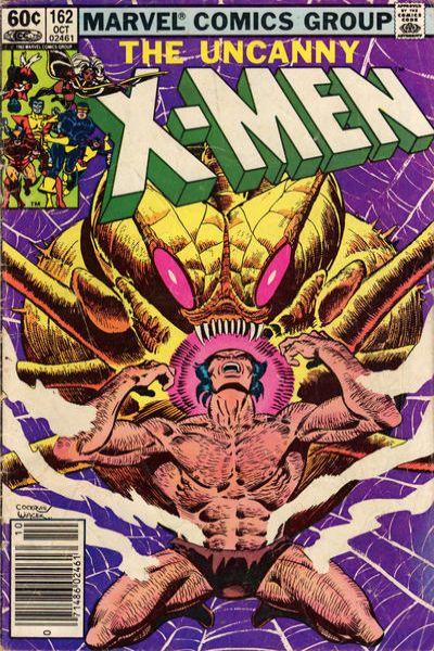 Uncanny X-Men #162 Comic Books - Covers, Scans, Photos  in Uncanny X-Men Comic Books - Covers, Scans, Gallery